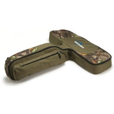 Excalibur Deluxe T-Form Padded Case