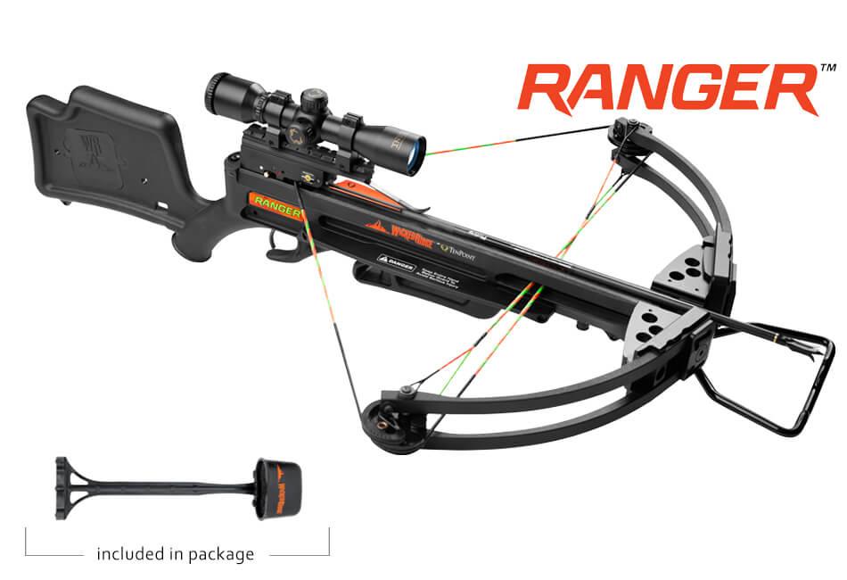 Wicked Ridge Ranger Crossbow Package - Standard Crossbow Package