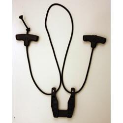 Scorpyd Sled Kit w/ Handles & Rope