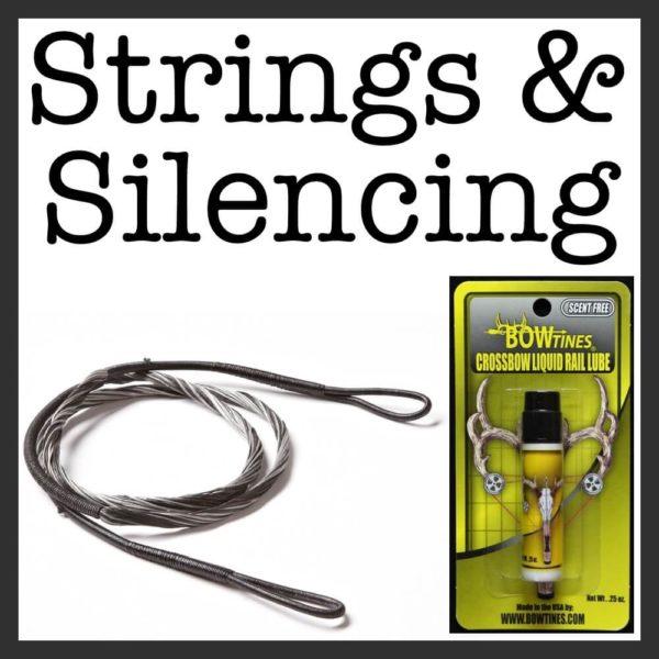 Strings & Silencing