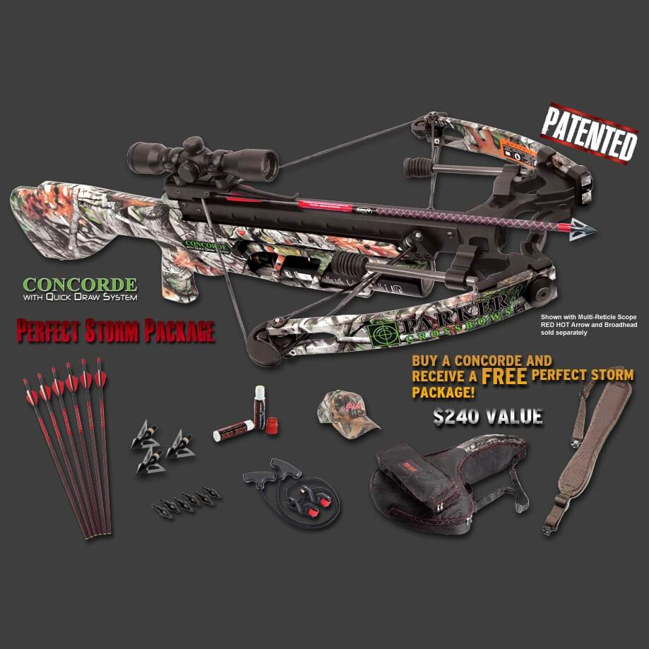 Concord Crossbow w/ Perfect Storm Package