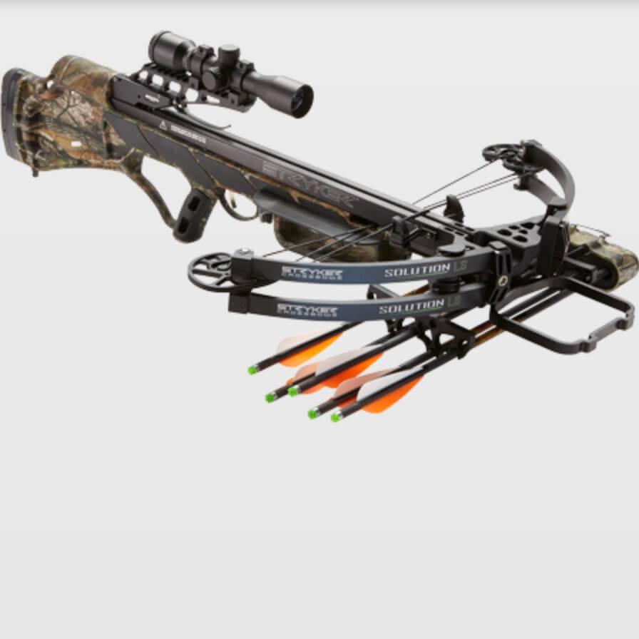 Stryker Solution LS Crossbow