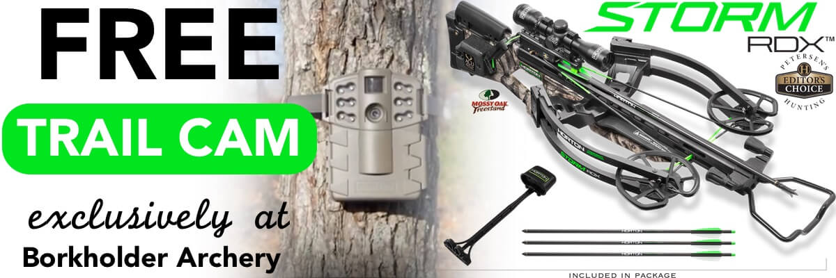 Horton Crossbow Deal with Free Trail Camera