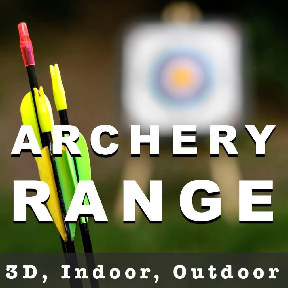 Indiana 3D, Indoor & Outdoor Archery Ranges