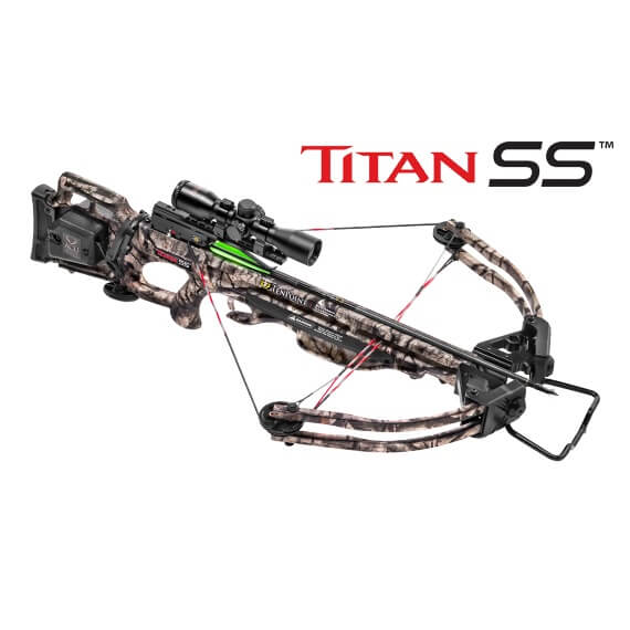 Tenpoint Titan Ss Crossbow Borkholder Archery