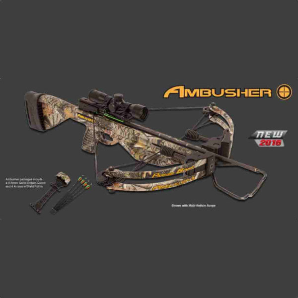 Parker Ambusher 2016 Crossbow