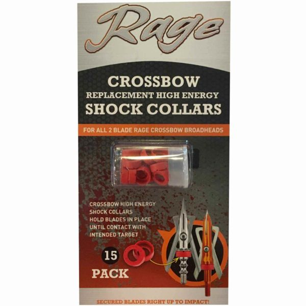 Rage Crossbow High Energy Replacement Shock Collars