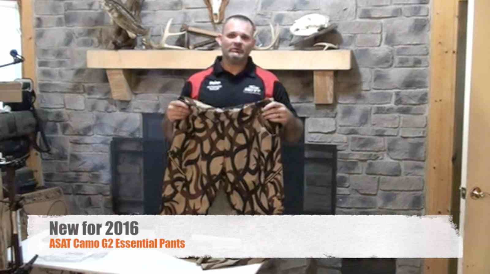 ASAT Camo G2 Essential Pants Introduction