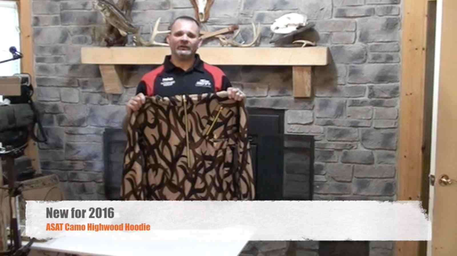 ASAT Camo Highwood Hoody Introduction