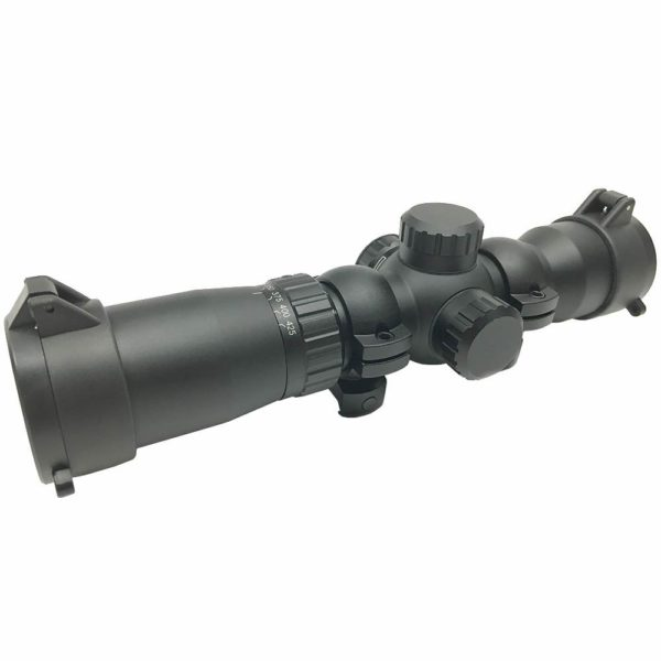 Ravin 100 YD Illuminated Crossbow Scope