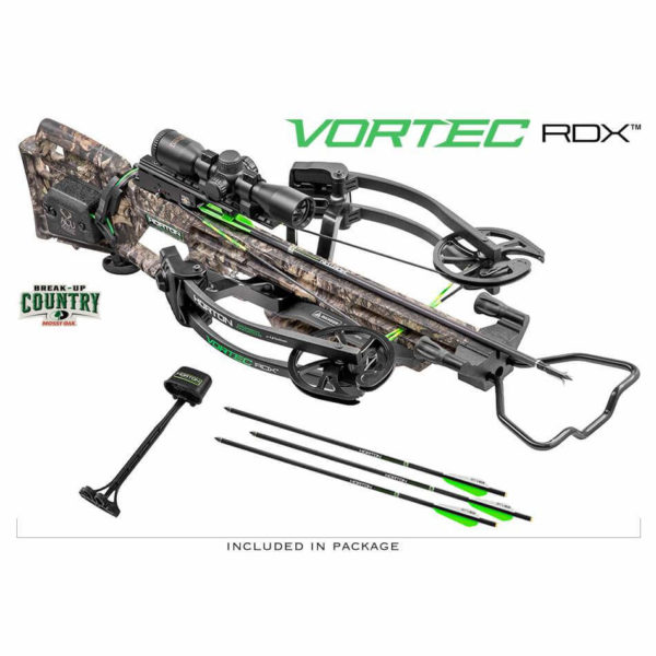 Horton Vortec RDX Crossbow Package with Dedd Sled 50 or ACUdraw