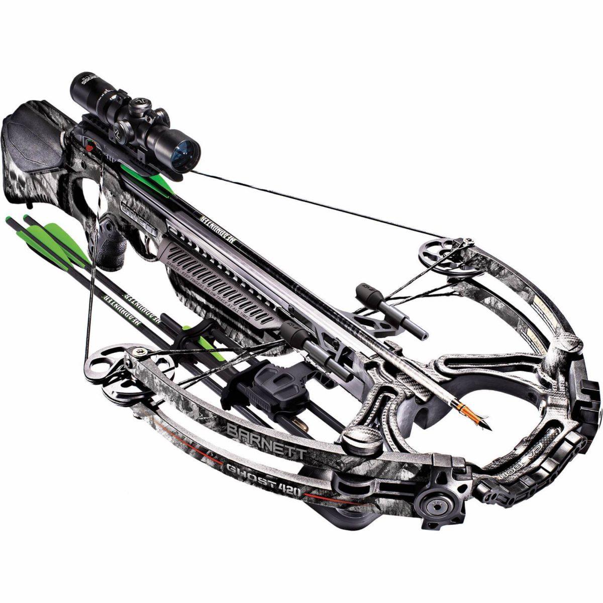 Barnett Ghost 420 Revenant Crossbow