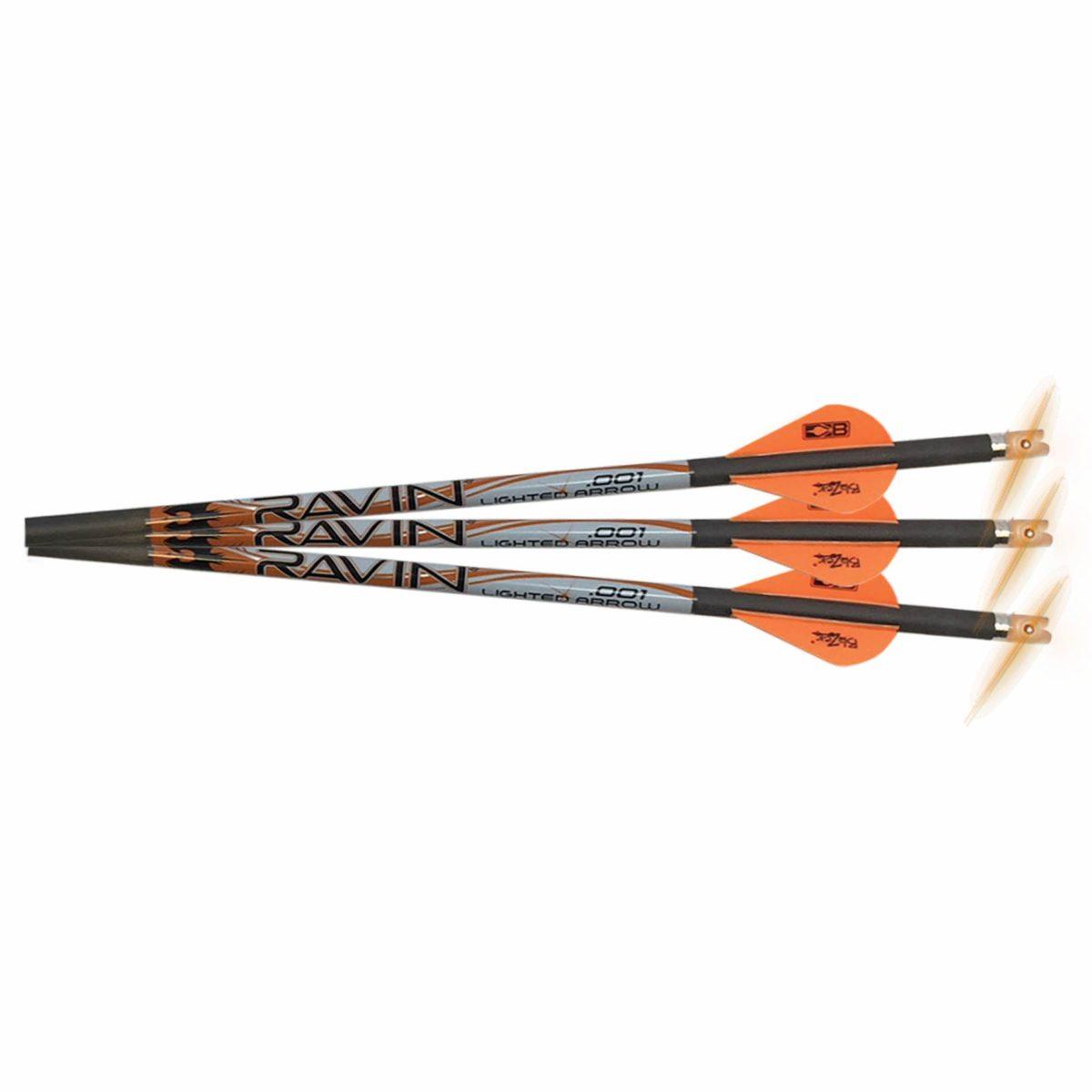 Ravin .001 Premium Lighted Arrows