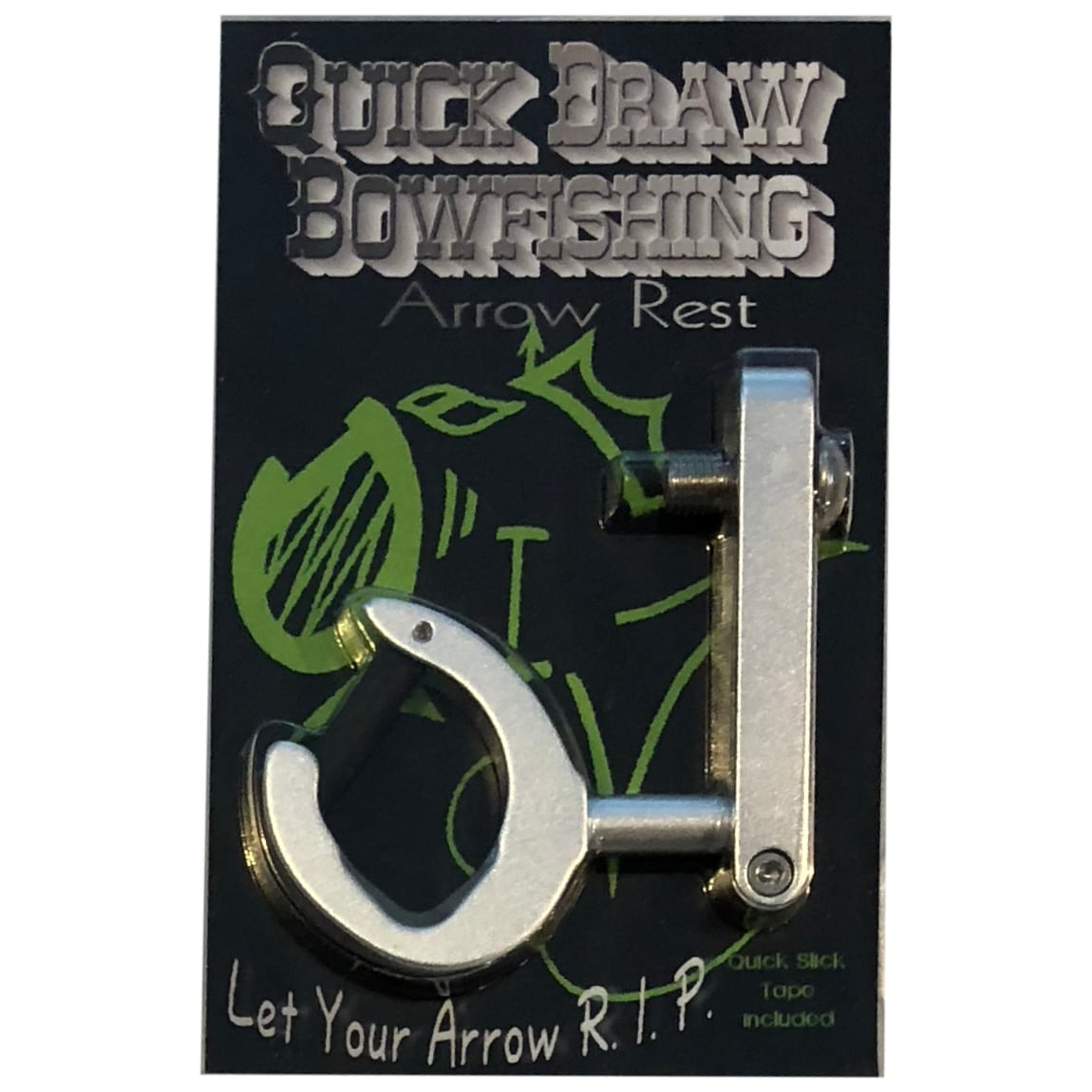 Quick Draw Bowfishing Rest Borkholder Archery