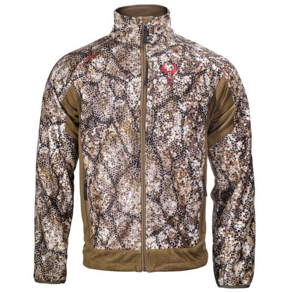 Badlands Rise Jacket Front