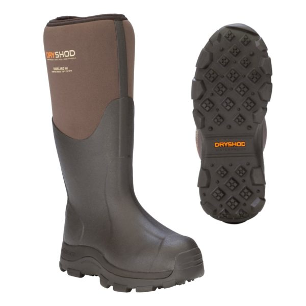 Dryshod Overland Premium Outdoor Sport Boot