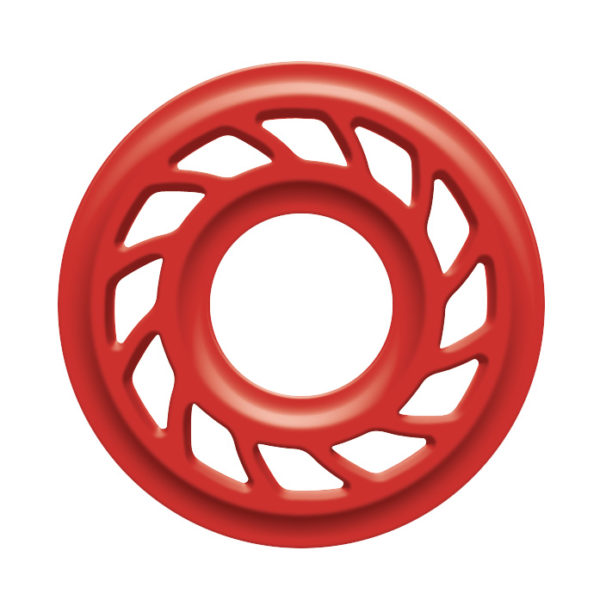 Mathews Custom Damping Inserts - Red