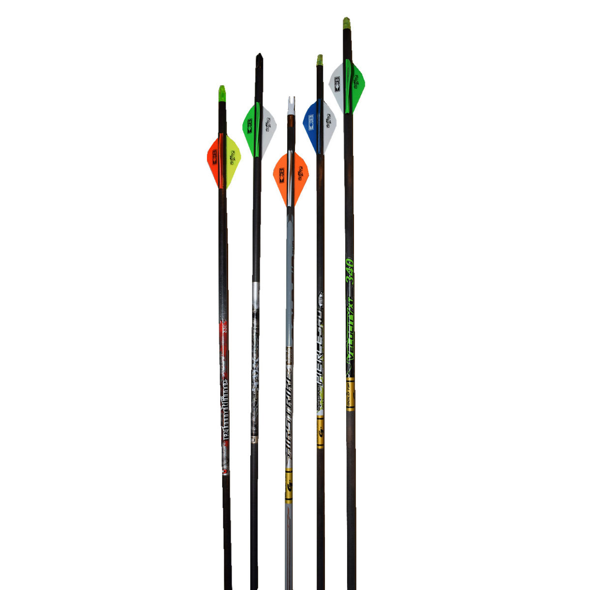 Match Grade Custom Arrows