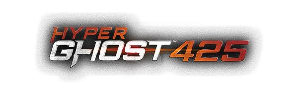 Barnett Hyper Ghost 425 Logo