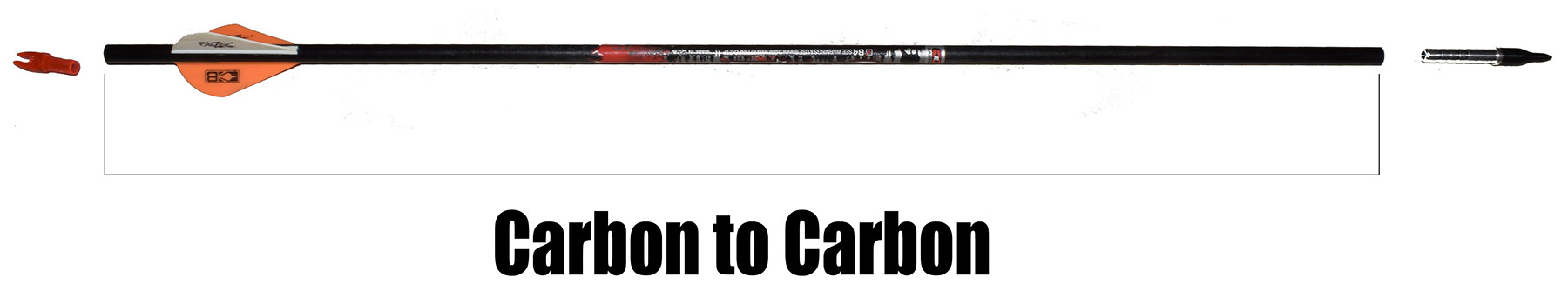 Measure Arrow Length - Carbon to Carbon