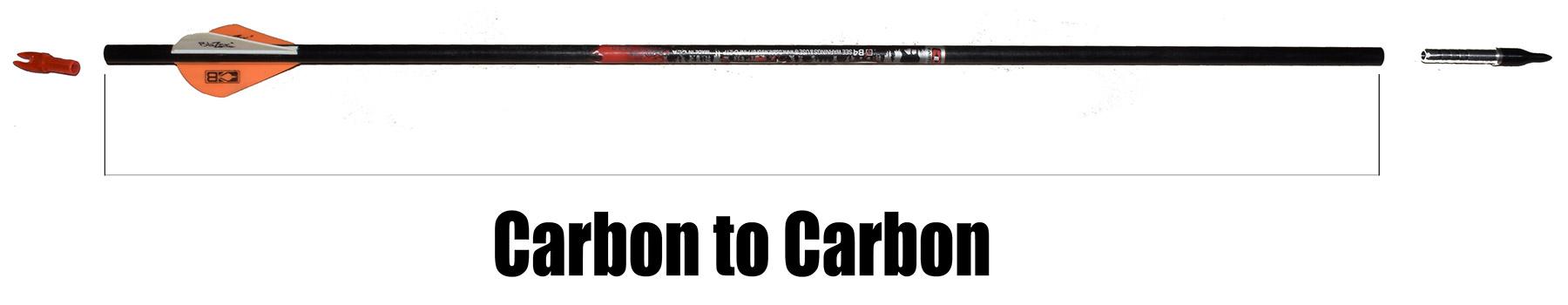 Measure Arrow Length - Carbon to Carbon