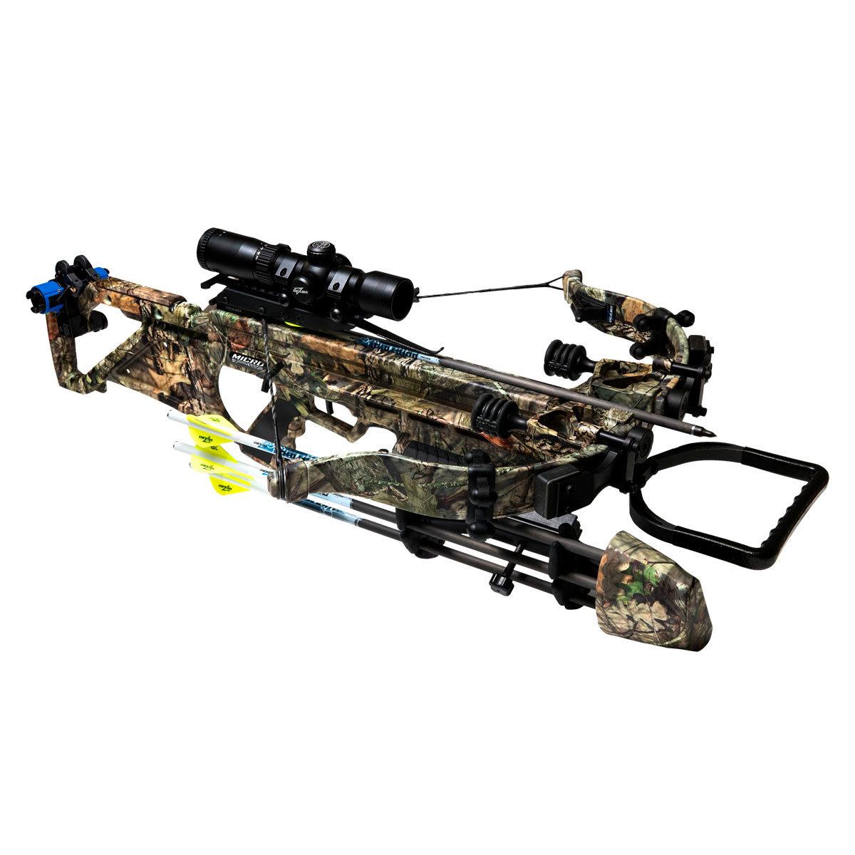 Excalibur Micro Suppressor 400 TD Crossbow