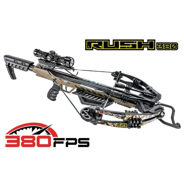 Killer Instinct Rush 380 Crossbow