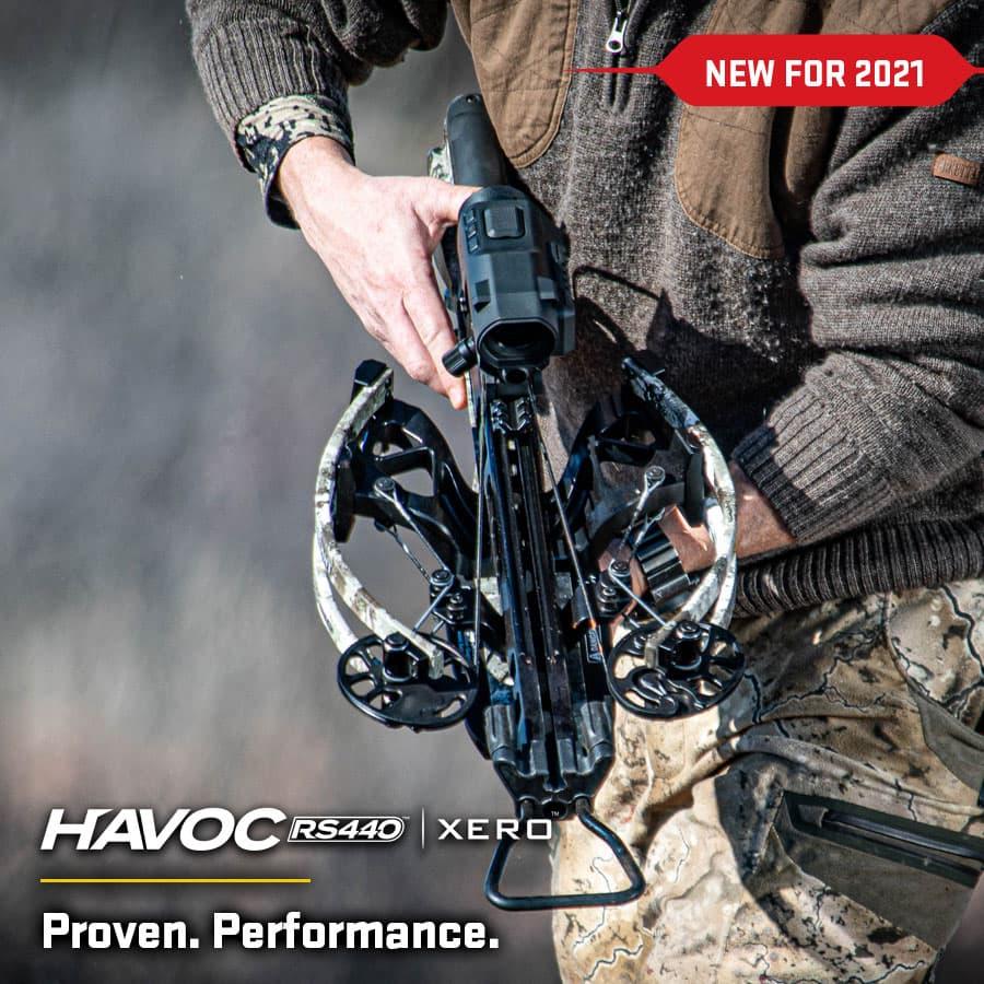 2021 TenPoint Havoc RS440 Crossbow