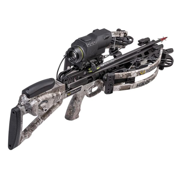 TenPoint Havoc RS440 Crossbow with Garmin Xero Scope