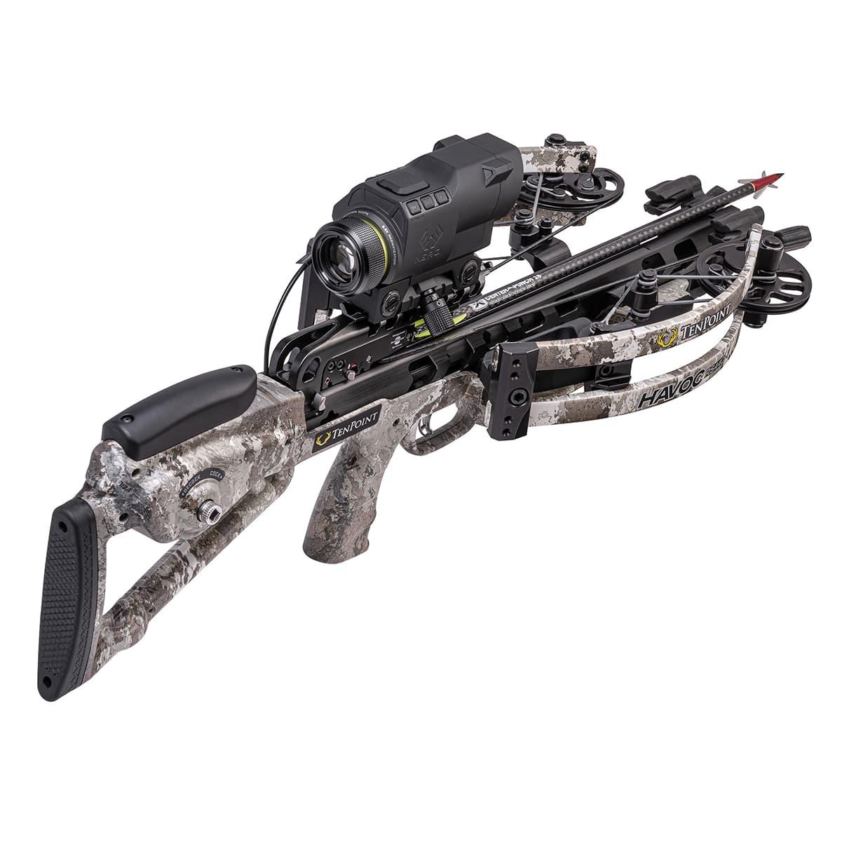 TenPoint Havoc RS440 Crossbow with Garmin Xero Scope