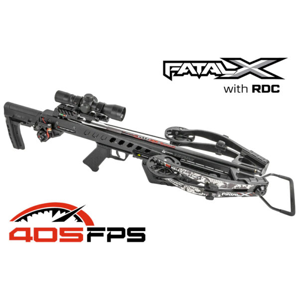 Killer Instinct Fatal X Crossbow with Crank Option