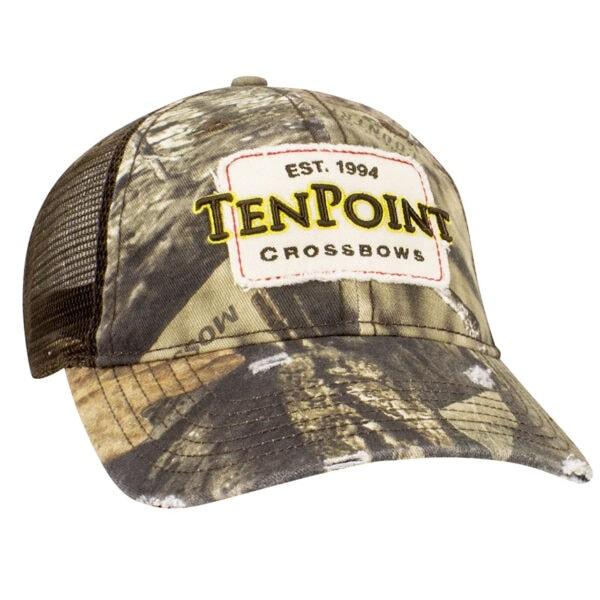 """TenPoint Camo/Brown """"Est. 1994"""" Hat"""