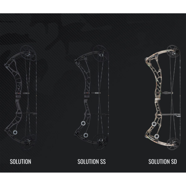 Bowtech Solution Compound Hunting Bows