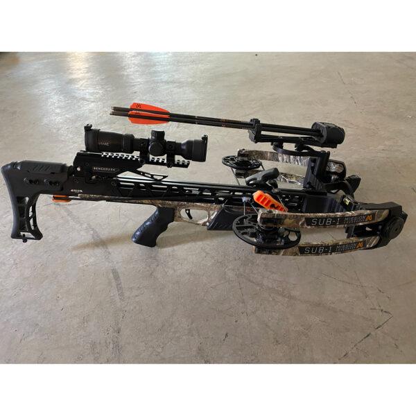 Used Mission Sub-1 385 Crossbow