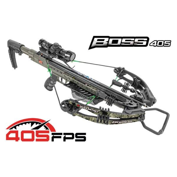 Killer Instinct Boss 405 Crossbow